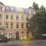 Ferienhaus Uni I - Tharandter Straße 55 - Außenansicht - Bild 1